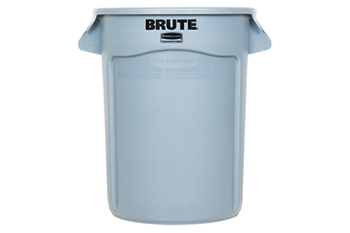 Heavy-Duty Trash Cans