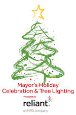 Mayor's Holiday Celeberation & Tree Lighting