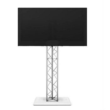 Mounted TV's with Stands