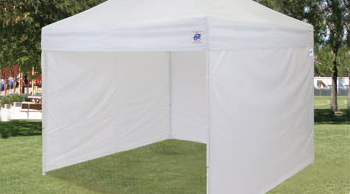 Pop-Up Tent White Walls