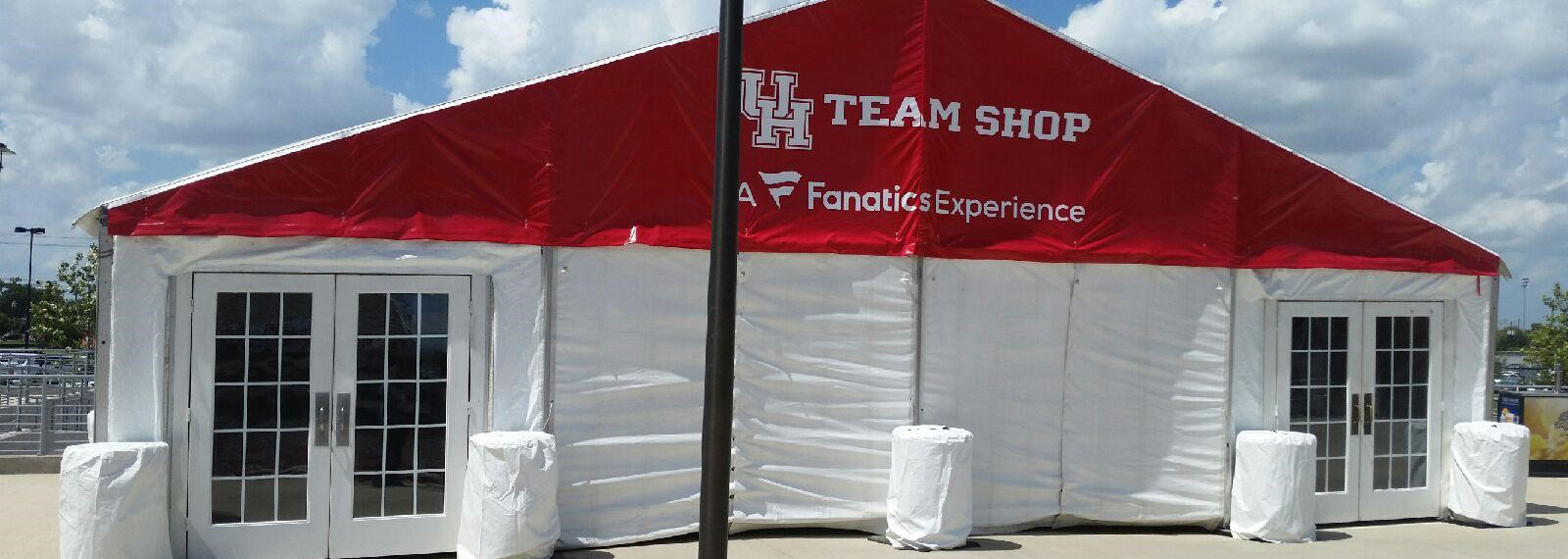 University Of Houston Team Shop
